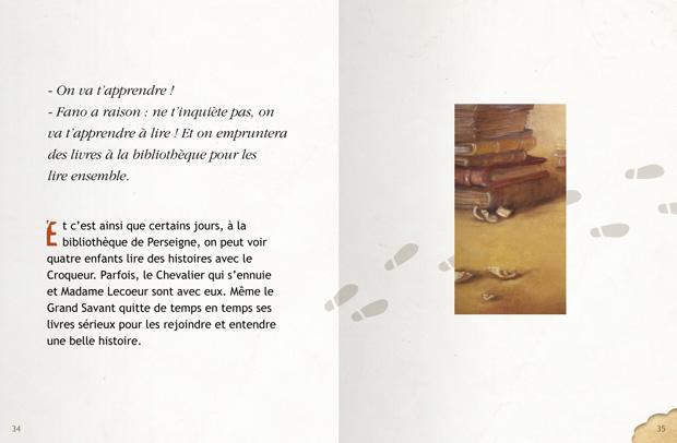 Le Croqueur de livres- planche 5